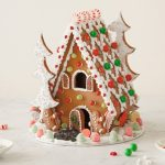 Delicious Gingerbread House Decorating Ideas