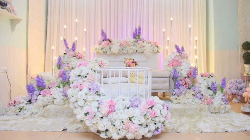 Marvelous Appeals Baby Name Ceremony Décor Ideas