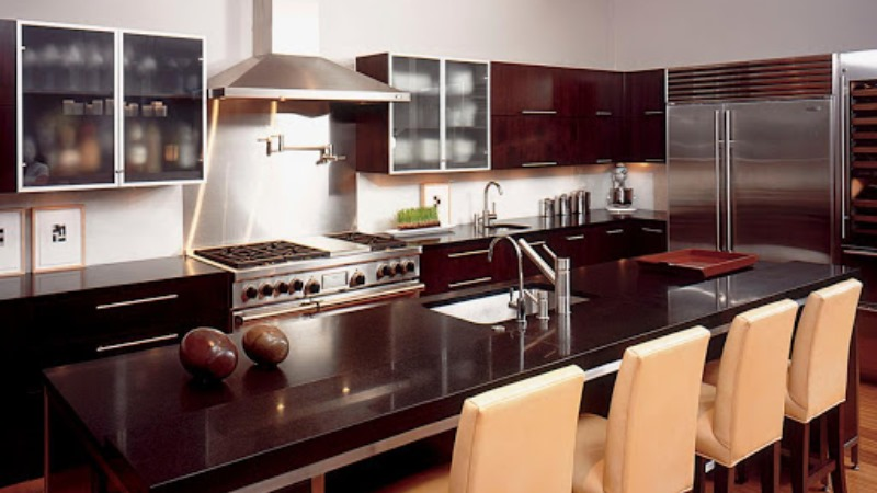 Adorable Kitchen Chimney Design Ideas for Stylish Home