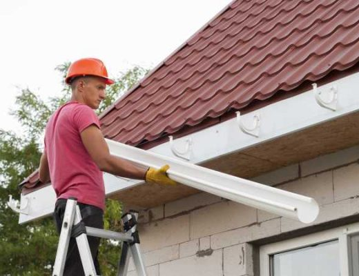 Why Contact Professionals For Your Seamless Gutters Installation
